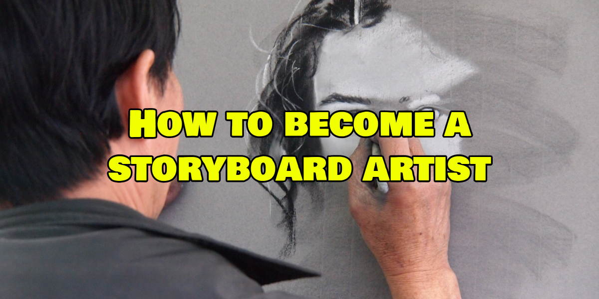 How To Become A Storyboard Artist