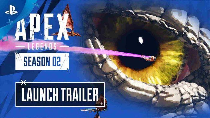 Apex Legends Season2 Cinematic